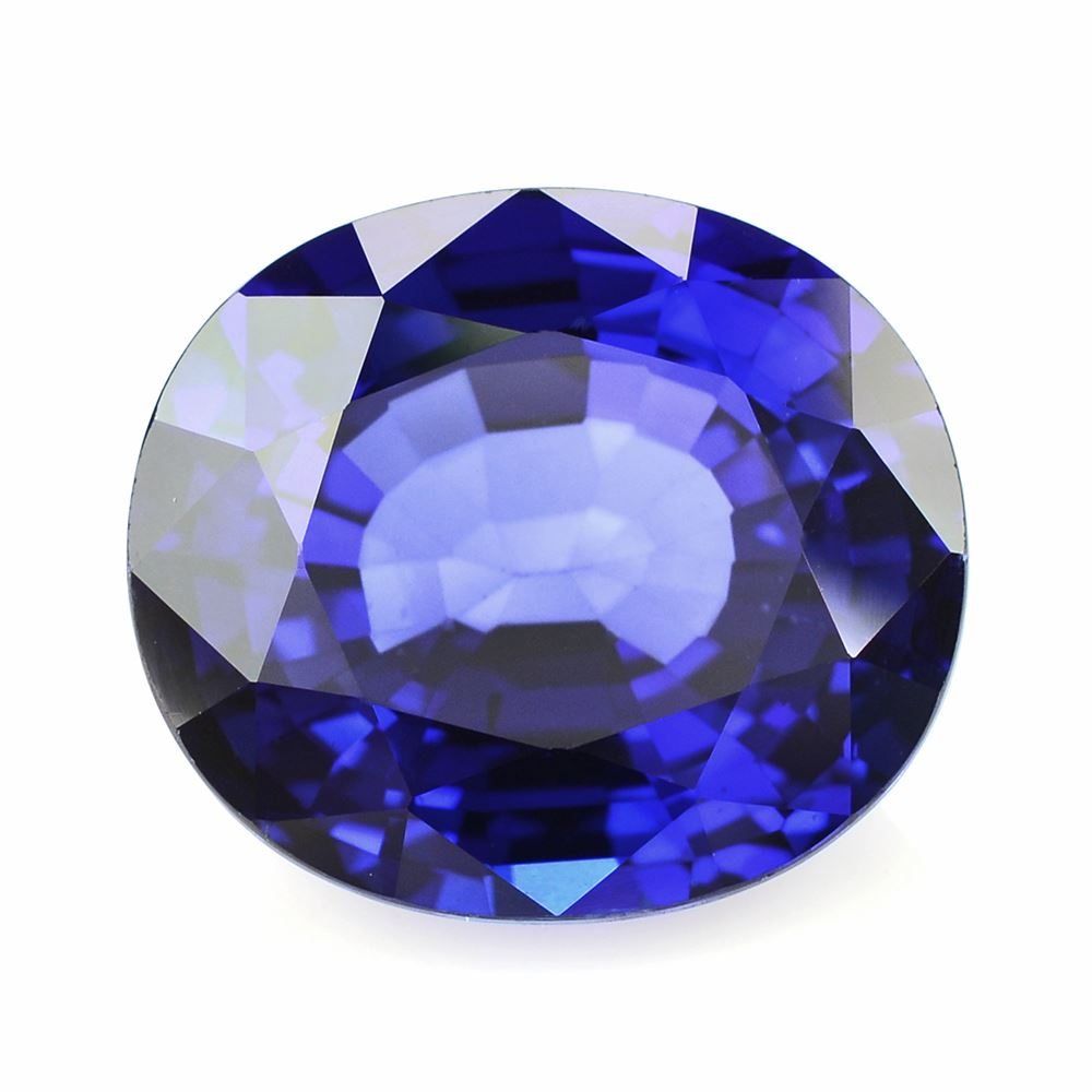 blue diamond cefd sapphire making artificial diy gemstone product loose decoration jewelry gemstones