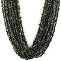 """Picture of EMERALD 4.00-6.00MM CHIPS 35"""" LINE"""
