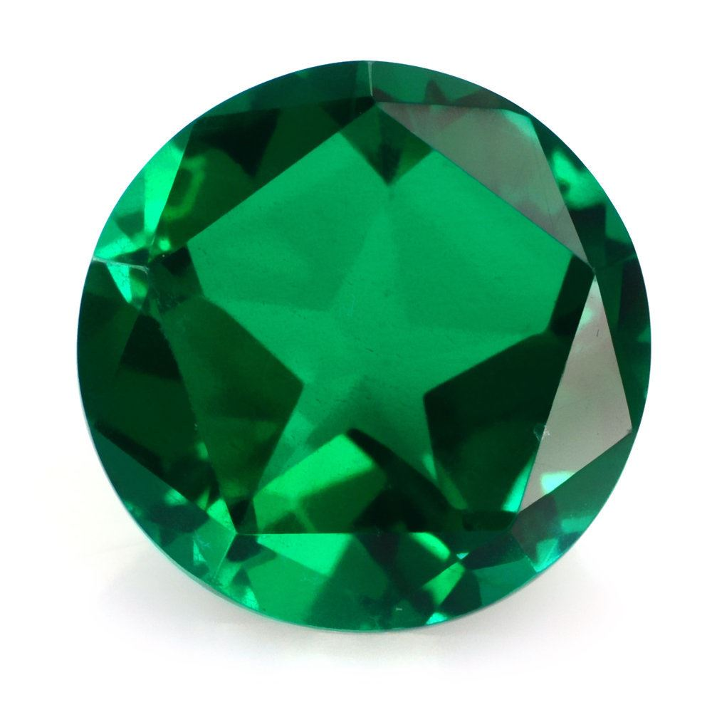 cut is loading image emerald green itm ebay loose gemstone